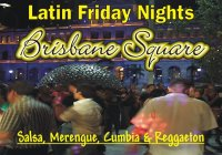 Latin Friday Nights Brisbane