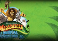 Madagascar A Musical Adventure Jr
