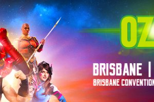 Photo Fom Oz Comiccon Website