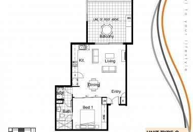 South Central Floorplan Type G