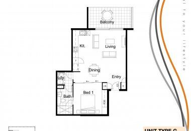 South Central Floorplan Type G 2