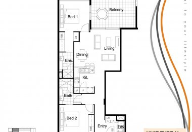 South Central Floorplan Type H
