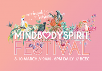 The MindBodySpirit Festival //Facebook
